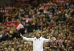 """Europos lygos finale kausis """"Liverpool"""" ir """"Sevilla"""" (VIDEO)"""