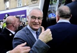 C. Ranieri: nenoriu savo komandoje garsių žaidėjų