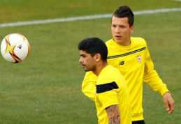 "Europos lygos pusfinaliai: ""Liverpool"" - ""Villarreal"", ""Sevilla"" - ""Shakhtar"" (apžvalga)"