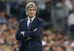 """M. Pellegrini: """"Real"""" neįrodė, kad yra geresnė komanda už """"Man City"""""""