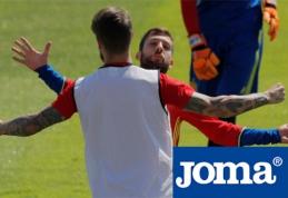 Spėkite Italijos - Ispanijos mačo rezultatą ir laimėkite marškinėlius!