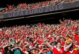"""Simbolinė """"EURO 2016"""" grupių etapo komanda"""