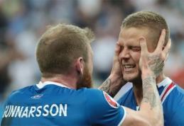 Nesuvaidintos Islandijos komentatoriaus emocijos (VIDEO)