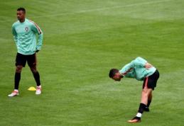 """""""EURO 2016"""" dienos rungtynės: Portugalija - Vengrija (apžvalga)"""