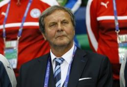 J. Kozakas: Slovakija gali kautis su bet kuo