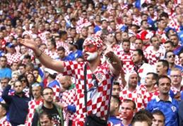 Kroatija nubausta 100 tūkst. eurų bauda