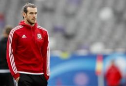 Nuostabius baudos smūgius mušantis G. Bale'as: tai sunkaus darbo vaisius (VIDEO)