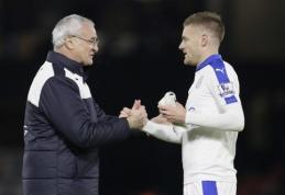 C. Ranieri apie J. Vardy ateitį: galutinį žodį tars jis