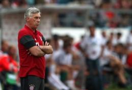 """C. Ancelotti: """"Bayern"""" ekipai naujų žaidėjų nebereikia"""