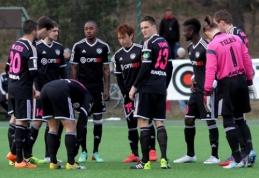 Europos lygos atrankoje į kitą etapą pateko visos Lietuvos klubus įveikusios ekipos