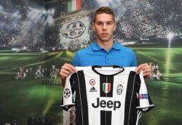 """Oficialu: """"Juventus"""" už 23 mln. eurų įsigijo M. Pjacą"""