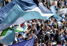 """""""Lazio"""" gerbėjai rodo savo nepasitenkinimą - parduota vos 11 abonementų"""