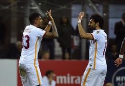 Sezono pasiruošimas: trys Italijos klubai pelnė net 48 įvarčius