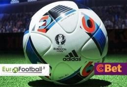 Paaiškėjo oficialaus Euro 2016 kamuolio laimėtojas!
