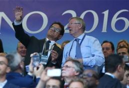 Triumfavęs C.Ronaldo sulaukė ir seno bičiulio sveikinimo (VIDEO)