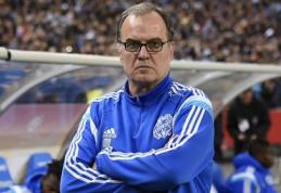 """Prieš dvi dienas """"Lazio"""" treneriu paskirtas M. Bielsa traukiasi iš šių pareigų"""
