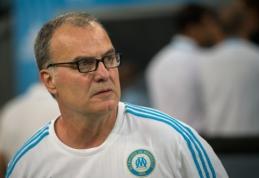 "M. Bielsa perima ""Lazio"" trenerio vairą"