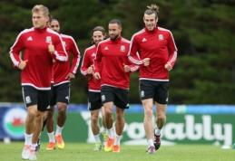 """""""EURO 2016"""" pusfinalis: Portugalija - Velsas (apžvalga)"""