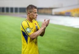 D. Šimkus: tikime, kad serijoje prieš HJK dar ne viskas baigta