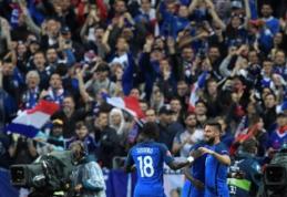 Prancūzija sutriuškino Islandiją ir žengė į pusfinalį (FOTO, VIDEO)