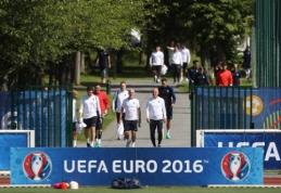 EURO 2016 ketvirtfinalis: Prancūzija - Islandija (apžvalga)