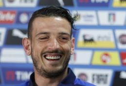 A. Florenzi: Italijos bijo visi