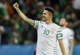 R. Keane'as baigė karjerą Airijos rinktinėje (VIDEO)