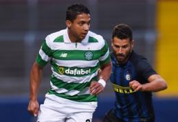 """A. Candreva: į """"Inter"""" atvykau laimėti"""