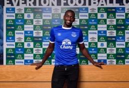 """Oficialu: Y. Bolasie už 25 milijonus svarų keliasi į """"Everton"""""""