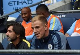 "Rugpjūčio 15 d. transferai ir gandai: ""Inter"" nori A. Sanchezo, J. Hartas sudomino ""Everton"" ir ""Sevilla"""