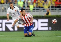 """Oficialu: """"Milan"""" įsigijo Paragvajaus rinktinės gynėją"""