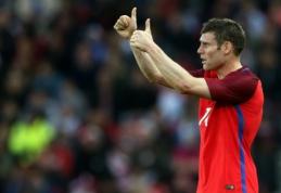 J. Milneris baigė karjerą Anglijos rinktinėje