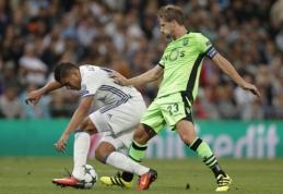 Z. Zidane'o laukia rimtas išbandymas: Casemiro dėl traumos gali nežaisti iki dviejų mėnesių