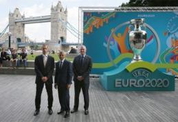 """Pristatytas """"Euro 2020"""" logotipas (FOTO)"""