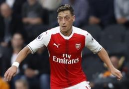 """M. Ozilas pagal rezultatyvius perdavimus nebepirmauja net """"Arsenal"""" gretose"""
