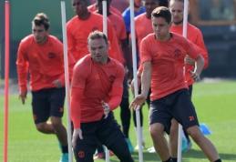 """W. Rooney praleis Europos lygos rungtynes prieš """"Feyenoord"""""""
