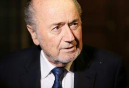 FIFA pradėjo tyrimą dėl S. Blatterio ir jo bendražygių etikos pažeidimų