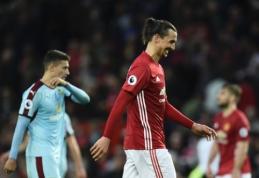 """Anglijoje - """"Liverpool"""" pergalė bei skirtingi Mančesterio ekipų pasirodymai (VIDEO)"""