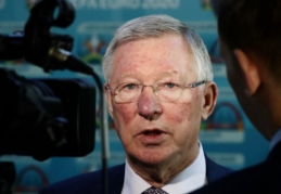 """A. Fergusonas """"Chelsea"""" tarp """"Premier"""" lygos favoritų nemato"""