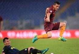 """Roma"" patyrė smūgį - ilgam neteko A.Florenzi"