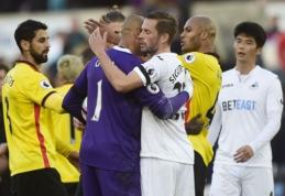 """""""Watford"""" klubui - rimti kaltinimai dėl sukčiavimo"""