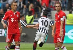 """""""Bayern"""" išleido pergalę prieš """"Eintracht"""", """"Koln"""" sumažino atsilikimą (VIDEO)"""