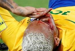 """Neymaras pabandė """"išdurti"""" varžovą ir paplūdo kraujais (VIDEO)"""
