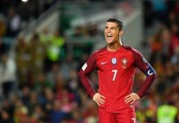 """C. Ronaldo: prieš """"EURO 2016"""" finalą pabudau tarp trijų blondinių"""