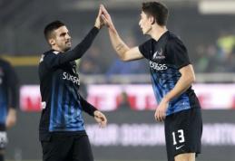 """Italijos žiniasklaida: Londono klubai taikosi į """"Atalanta"""" gynėją"""