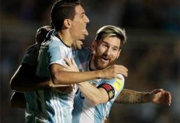 Supykęs L.Messi surengė nepamirštamą šou prieš Kolumbiją (VIDEO)