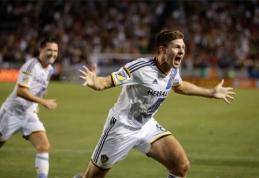 """Atgal į """"Liverpool""""? S.Gerrardas atsisveikino su """"Galaxy"""""""