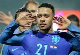 PČ atranka: M.Depay'us išgelbėjo olandus nuo gėdos prieš Liuksemburgą (VIDEO)