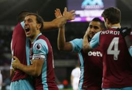 """Energinių gėrimų milžinas """"Red Bull"""" išsikėlė tikslą įsigyti """"West Ham"""" klubą"""
