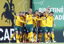 Lietuva pakilo pozicija aukštyn FIFA reitinge